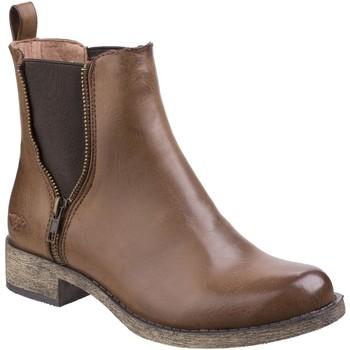 Sapatos Mulher Botas baixas Rocket Dog  Brown