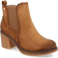 Sapatos Mulher Botins Clowse VR1-302 Cuero