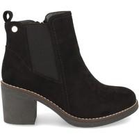 Sapatos Mulher Botins Clowse VR1-302 Negro