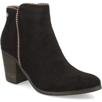 Sapatos Mulher Botins Clowse VR1-306 Negro