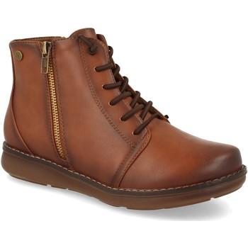 Sapatos Mulher Botins Clowse VR1-310 Cuero