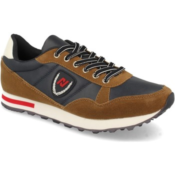 Sapatos Homem Sapatilhas Kalasity EV912 Azul