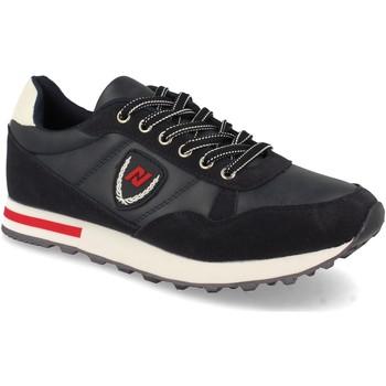 Sapatos Homem Sapatilhas Kalasity EV912 Marino