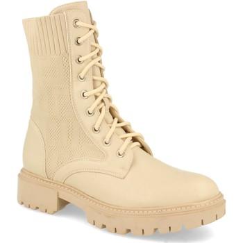 Sapatos Mulher Botins Ainy 1938A Beige