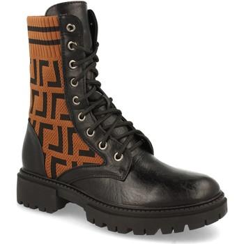 Sapatos Mulher Botins Ainy 1938A Camel