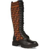 Sapatos Mulher Botas Ainy 1939A Camel