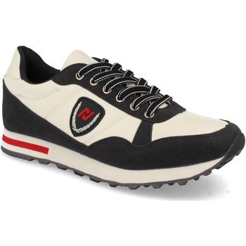 Sapatos Homem Sapatilhas Kalasity EV912 Blanco