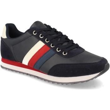 Sapatos Homem Sapatilhas Kalasity EV919 Azul
