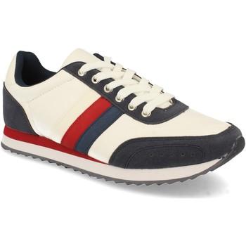 Sapatos Homem Sapatilhas Kalasity EV919 Blanco