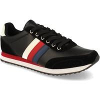 Sapatos Homem Sapatilhas Kalasity EV919 Negro
