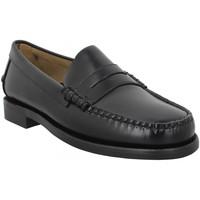 Sapatos Homem Mocassins Sebago 140363 Preto