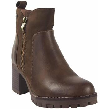 Sapatos Mulher Botins Deity Booty senhora  20062 YQB terra Castanho