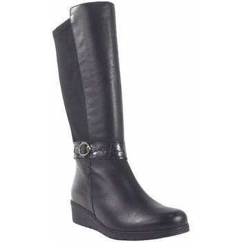 Sapatos Mulher Botas Pepe Menargues senhora  1111 preta Preto