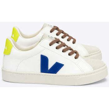 Sapatos Sapatilhas Veja Small Esplar Lace Chromefree Branco