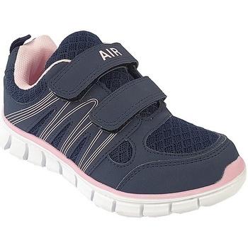 Sapatos Criança Sapatilhas Dek  Marinha/soft Pink