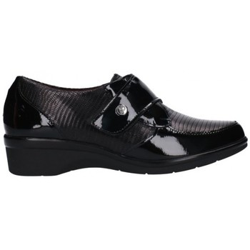 Sapatos Mulher Escarpim Pitillos 1015 Mujer Negro noir