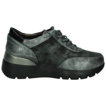 Sapatos Mulher Sapatilhas Khloe Marin  Cinza