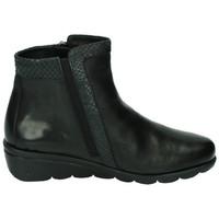 Sapatos Mulher Botas baixas Doctor Cutillas  Preto