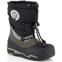 Sapatos Criança Botas de neve Kimberfeel OURAGAN2 Preto