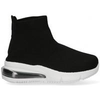 Sapatos Rapariga Sapatilhas de cano-alto Bubble 58933 preto