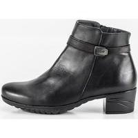 Sapatos Mulher Botas Fluchos F0937 Noir