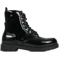 Sapatos Mulher Botas baixas British Knights Blake Preto