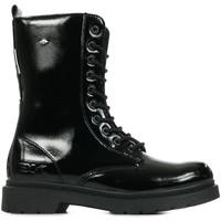 Sapatos Mulher Botas British Knights Blake High Preto