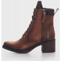 Sapatos Mulher Botins Fluchos D8325 Marrón