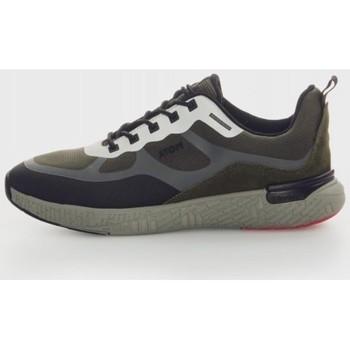Sapatos Homem Sapatilhas Fluchos F1389 Verde