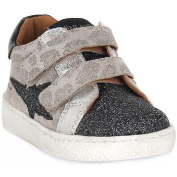 Sapatos Rapaz Sapatilhas Grunland ARGENTO 88NOON Grigio