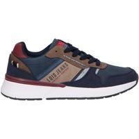 Sapatos Homem Multi-desportos Lois 64139 Azul