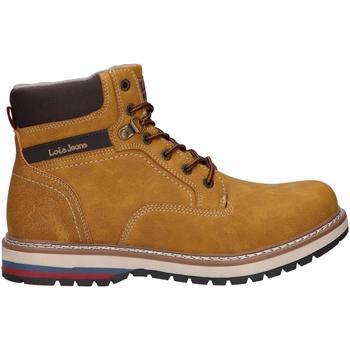 Sapatos Homem Botas Lois 64001 Amarillo
