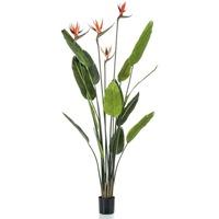 Casa Plantas e Flores Artificiais  Emerald  Verde