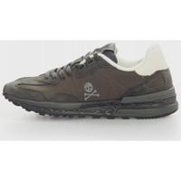 Sapatos Homem Sapatilhas Scalpers NEW HARRY SNEAKERS Gris