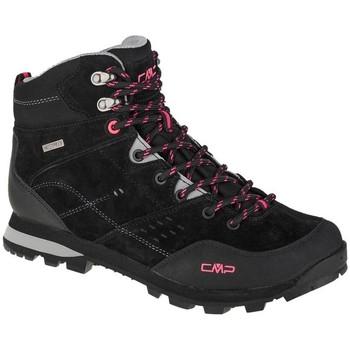Sapatos Mulher Sapatos de caminhada Cmp Alcor Mid Preto