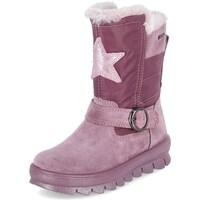 Sapatos Criança Botas de neve Superfit Flavia Cor-de-rosa