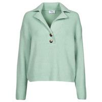 Textil Mulher camisolas Betty London PATRICIA Verde