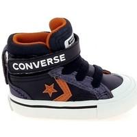 Sapatos Criança Sapatilhas de cano-alto Converse Pro Blaze BB Marine Rouge Azul