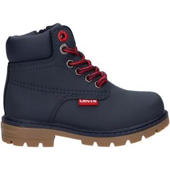 Sapatos Criança Botas Levi's VFOR0052S NEW FORREST Azul