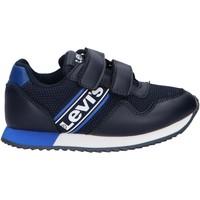 Sapatos Criança Sapatilhas Levi's VSPR0062T NEW FORREST Azul
