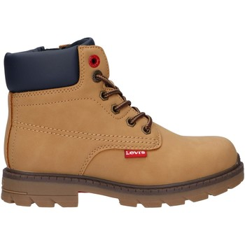 Sapatos Criança Botas baixas Levi's VFOR0050S NEW FORREST Marr?n