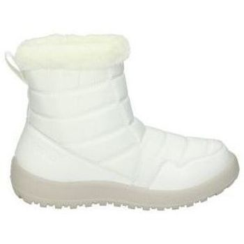Sapatos Mulher Botas de neve Chika 10 BOTINES CHK10 BLANCA 03 MODA JOVEN HIELO Blanc