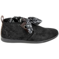 Sapatos Mulher Botas baixas Armistice Stone Mid Cut Spacy Noir Preto