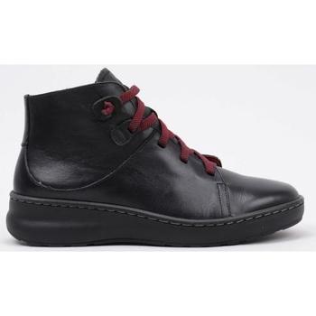 Sapatos Mulher Botins Erase  Preto