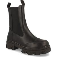 Sapatos Mulher Botins Milaya 8K12 Negro
