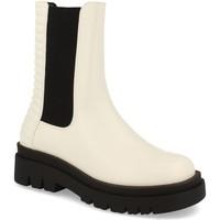 Sapatos Mulher Botins Milaya 8K13 Blanco