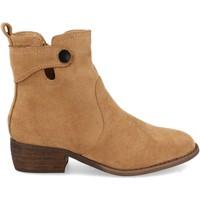 Sapatos Mulher Botins Buonarotti 2A-1408 Camel