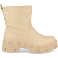 Sapatos Mulher Botins Buonarotti 2E-1419 Beige