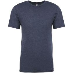 Textil Homem T-Shirt mangas curtas Next Level NX6010 Indigo