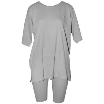 Textil Mulher Pijamas / Camisas de dormir Forever Dreaming  Cinza